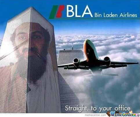Bin Laden Airlines