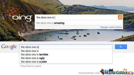 Bing.. The Scumbag Of The Internet