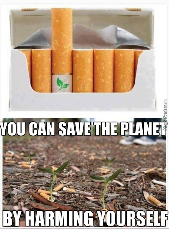 biodegradable cigarette filters with flower seeds_o_2895113 cigarette memes best collection of funny cigarette pictures