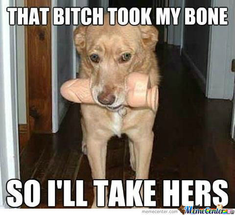 B*tch Took My Bone