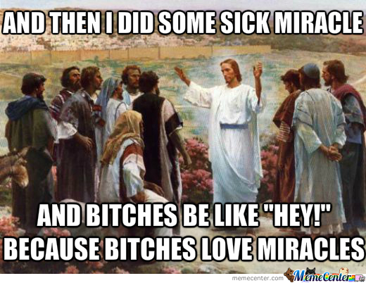 Bitchez Love Miracles
