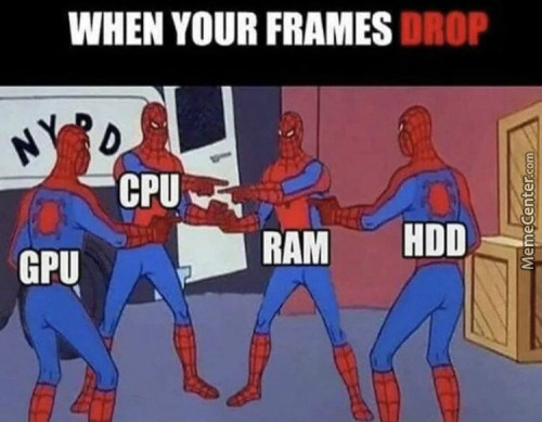 Blame The Pc