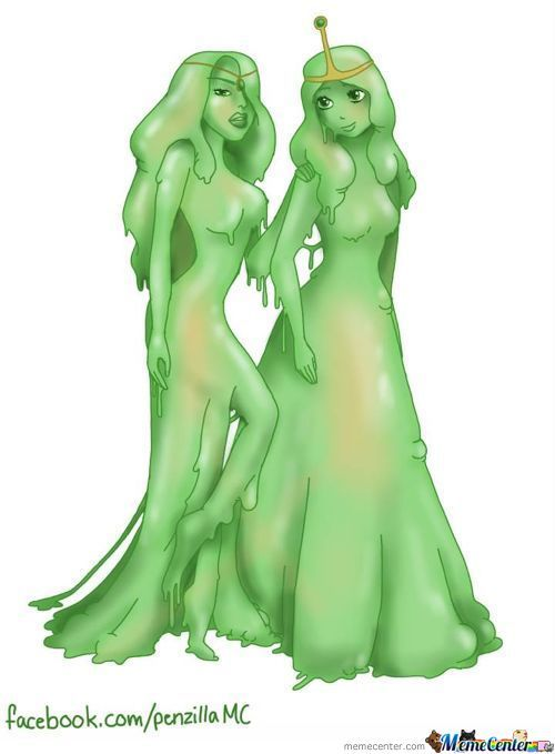Blargetha And Slime Princess