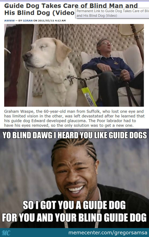 Blind Memes Best Collection Of Funny Blind Pictures