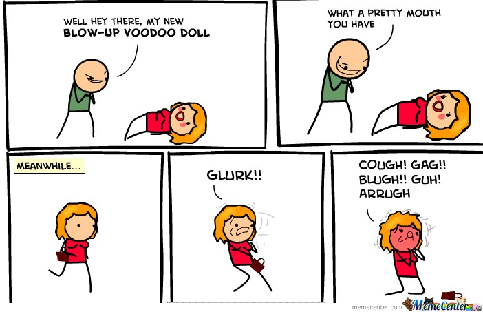 blow up voodoo doll_o_196562 blow up voodoo doll by yourmomsface423 meme center
