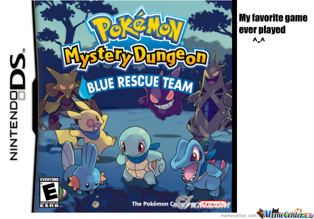 Blue Rescue Team