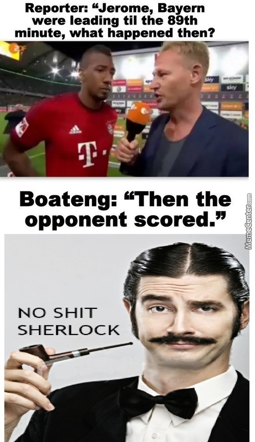 Boateng Knows What Hes Gonna Answer
