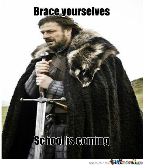 Brace You Selves