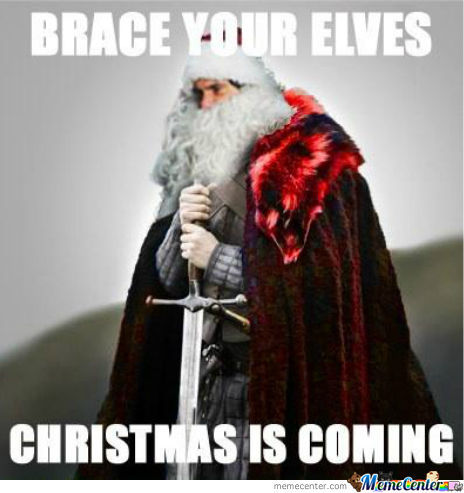 Brace Your Elves