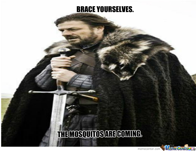 Brace Yourself, These Summer Bastards Are Coming..