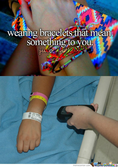 Bracelets That Mean Something