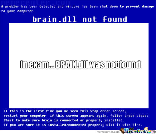 Brain Was Not Found