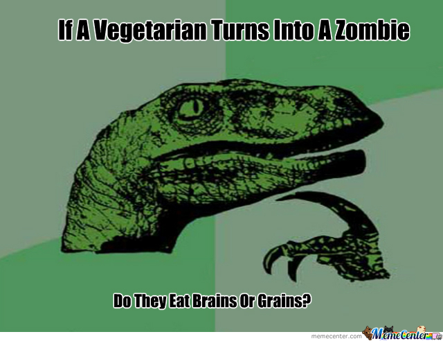 Brains Over Grains