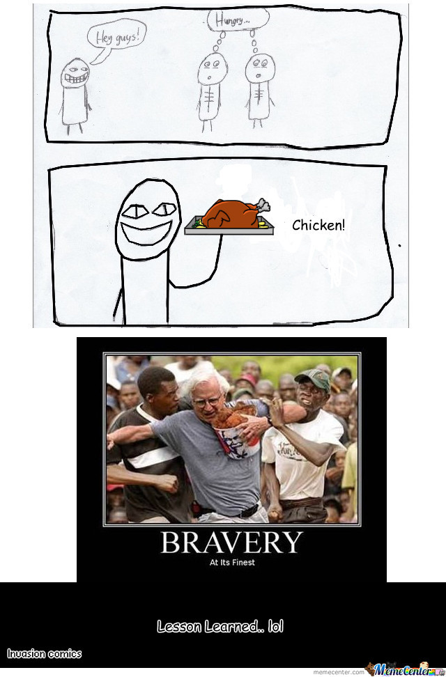 Bravery At Its Finest
