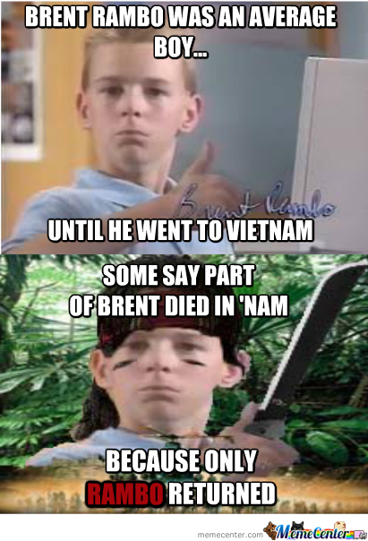 brent rambo_o_2114171 vietnam memes best collection of funny vietnam pictures,Meme Vietnamese
