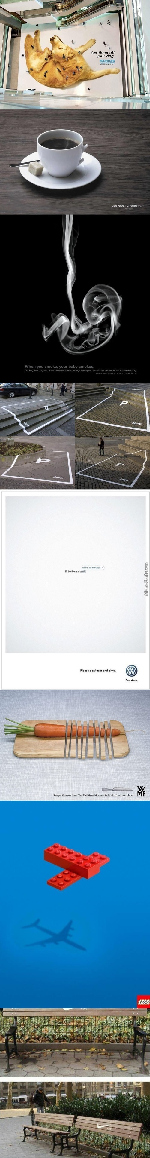 Brilliant Ads #1