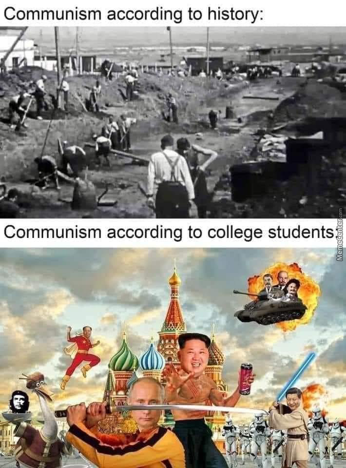Bring Out The Gulags