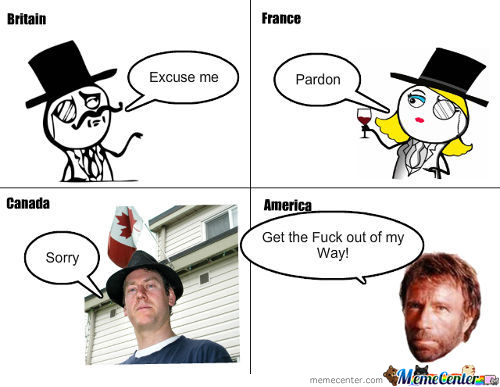 funny french accent quotes
