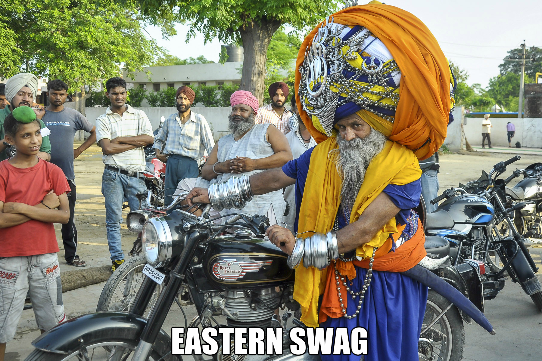 Bro, Do You Even Turban?