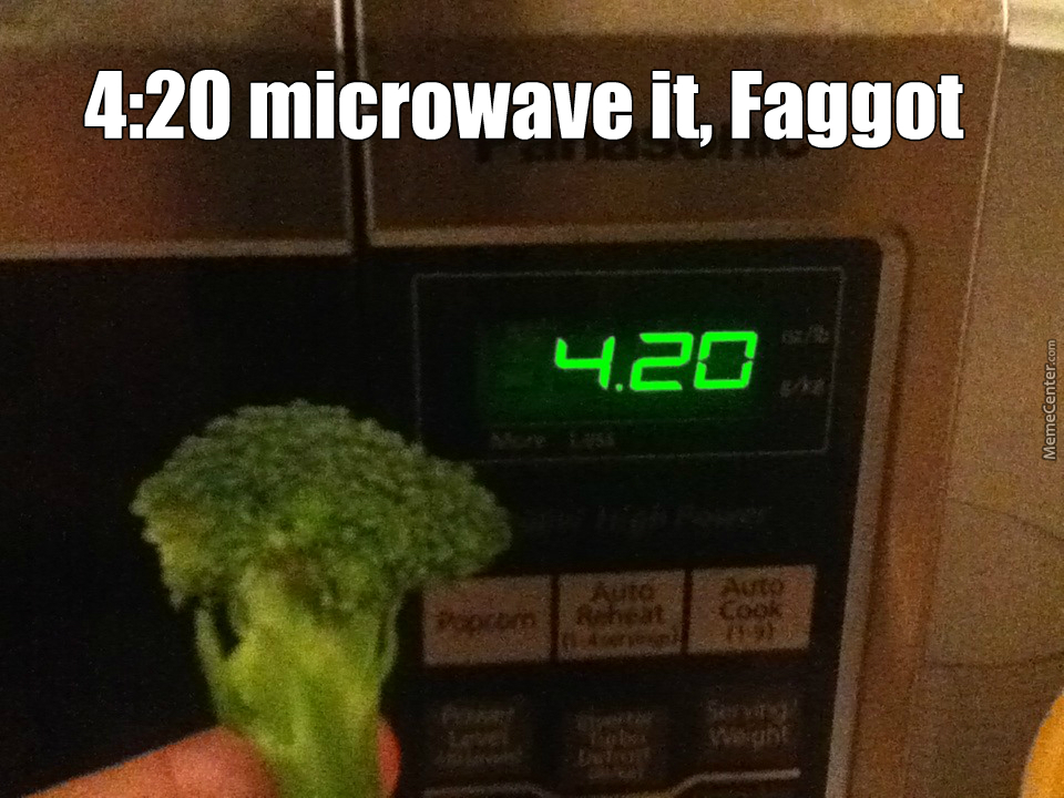 Broccoli Is The New Weed