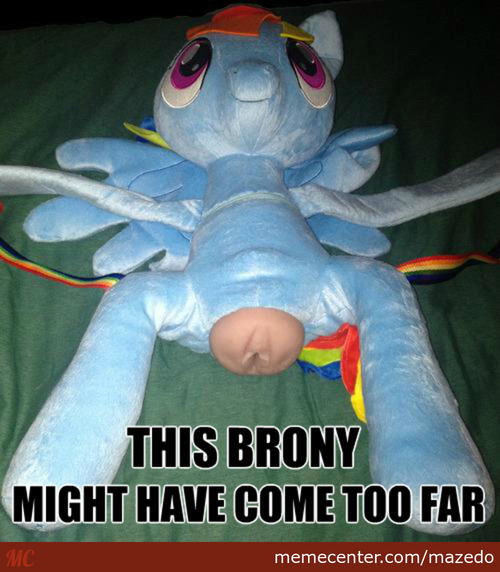 Brony Lvl Over 9000