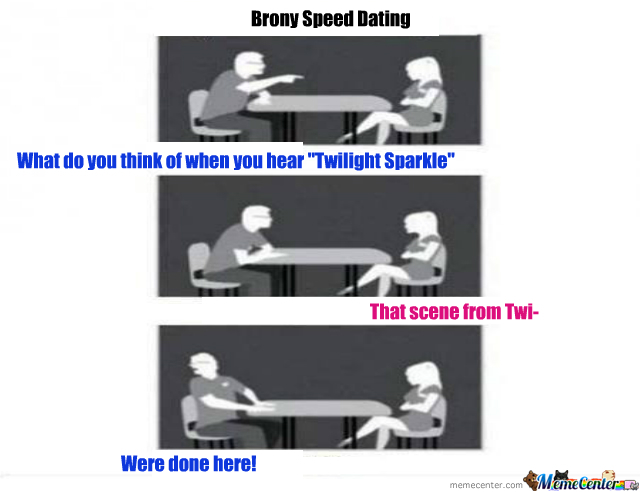 speed dating in cars