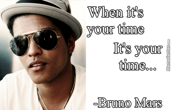 Bruno Mars Quotes Classy Bruno Mars Quotes By Gotthatmarssars Meme Center