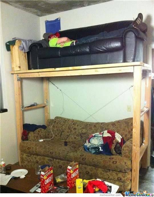 Bunk Couch