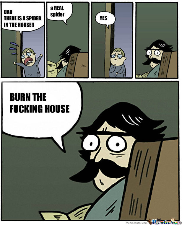Burn The House