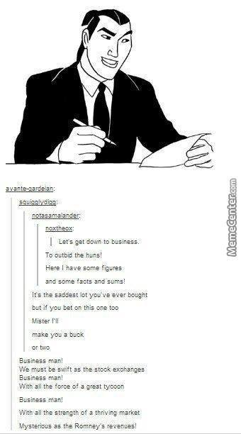 Business Man!