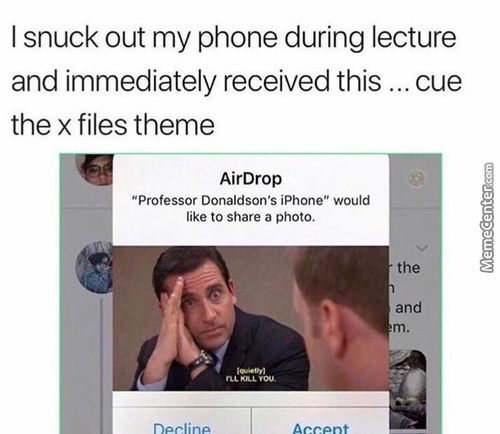 Lecture Memes. Best Collection of Funny Lecture Pictures