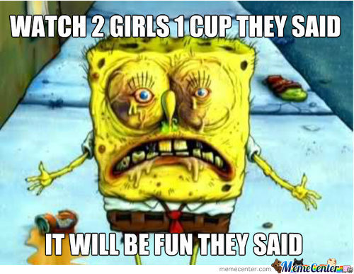 Watch 2 Girls 1 Cup They Said