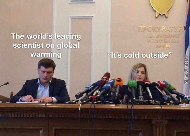 But It's Cold Outside