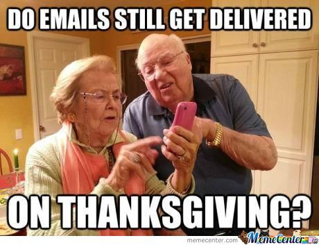 But The Mailman Never Does!
