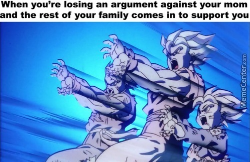 But You Still Lose Anyway Cause Parents Are Op Asf In Arguments
