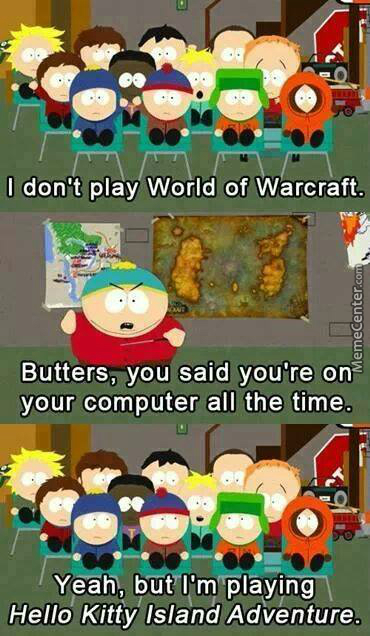 Butters God Damnit!