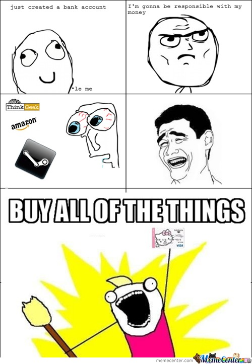 buy all the things by mak meme center. Black Bedroom Furniture Sets. Home Design Ideas