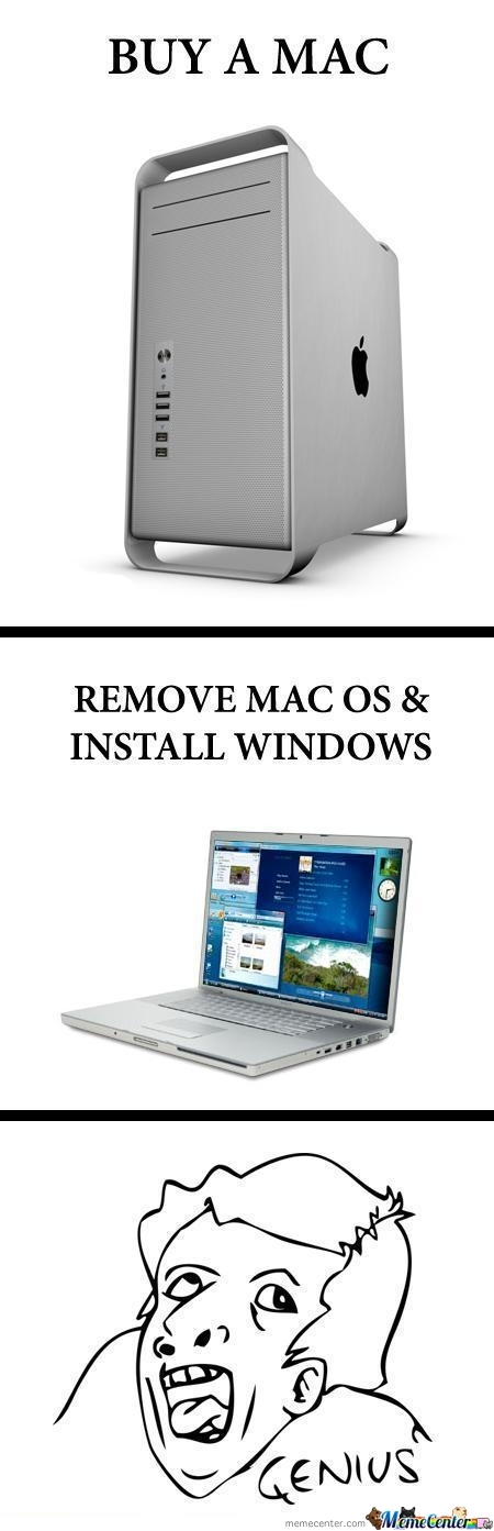 Buying A Mac Is Genius!
