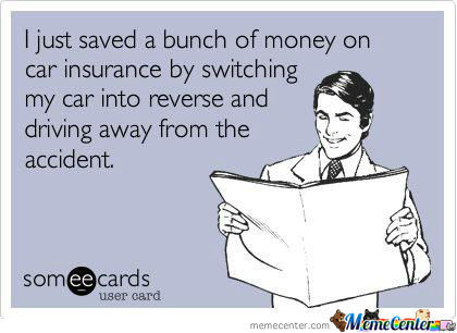 By Switching To Geico!! Wait...