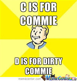 C Is For....