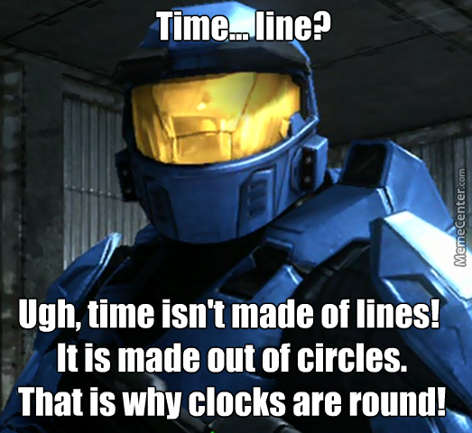 Caboose's Words Of Wisdom  (Red Vs Blue) by