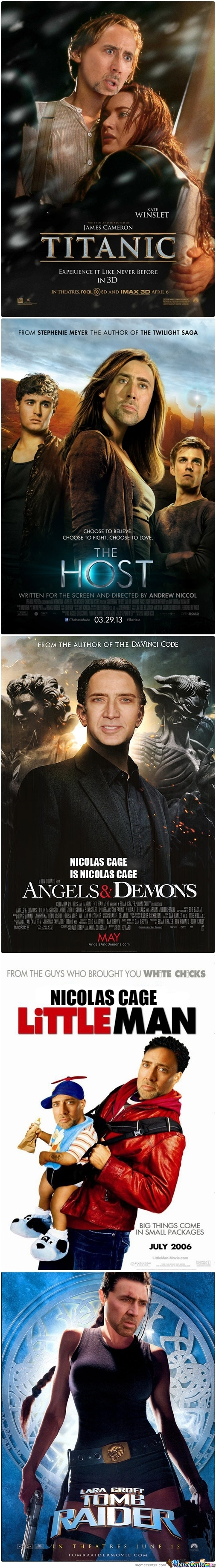 Cage Can Be Anything
