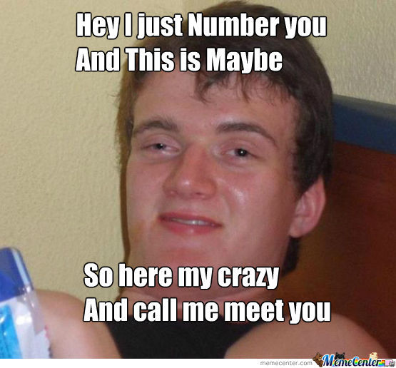 Call Me Maybe Xpp