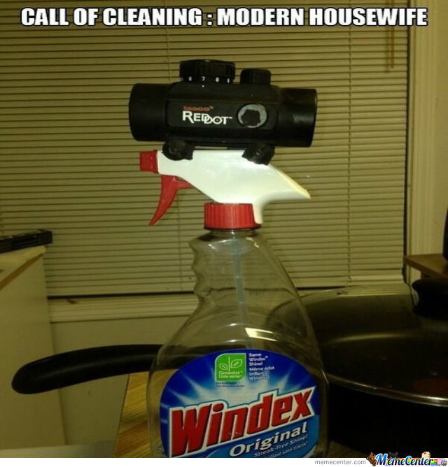 Call Of Cleaning