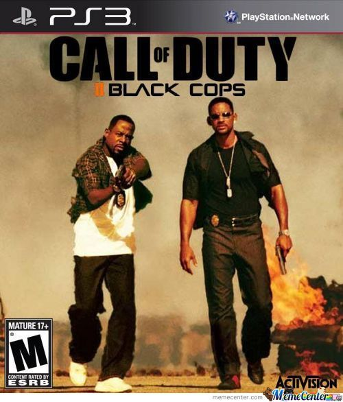 Call Of Duty Black Cops Ii