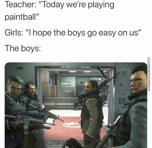 Call Of Duty Reference