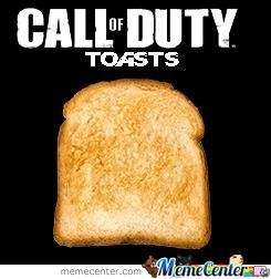 Call Of Duty: Toasts