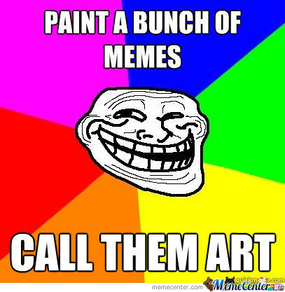 Call Them Art
