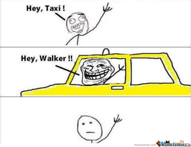Calling A Taxi