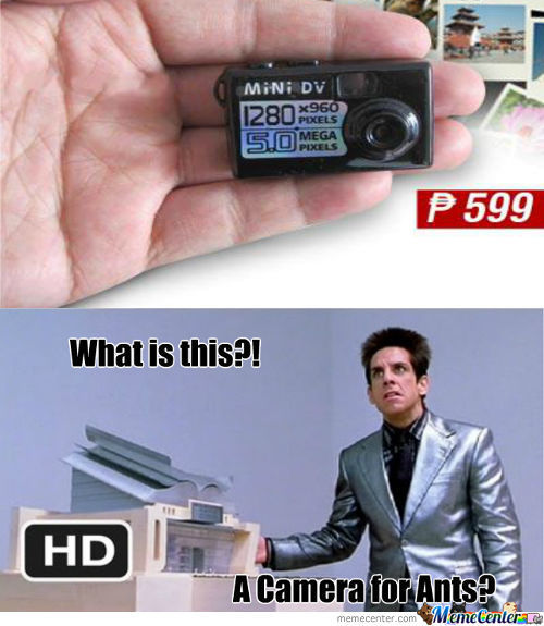 Camera For Ants